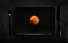 SERIE - Provenance de la terre & black plates.